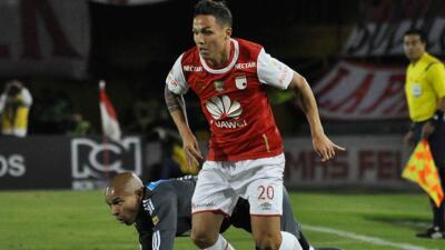 Independiente Santa Fe y Millonarios empatan en el derbi de Bogotá