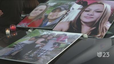 Realizan vigilia para recordar a joven que murió en un incidente de ira al volante