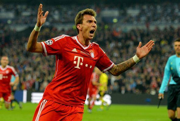 Era el minuto 15 de la segunda parte y el Bayern desnivelaba un partido...