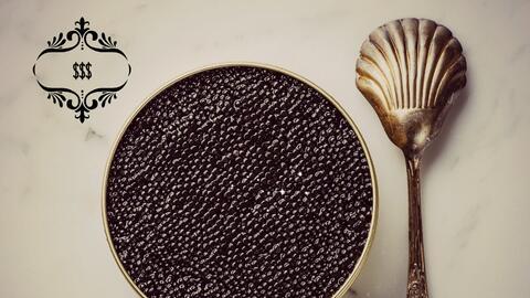 El caviar fue relacionado con la aristocracia antes que productos como l...