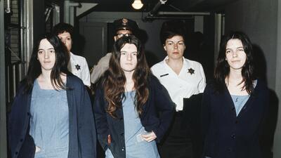 En la imagen, las tres mujeres que ejecutaron siete homicidios que estre...