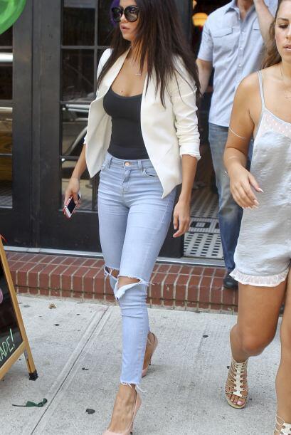Selena nos tenía acostumbrados a lucir su figura esbelta.Mira aqu...