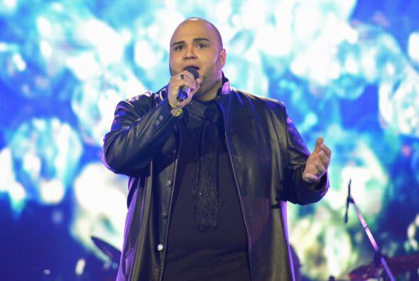 Y enseguida, Ricardo tuvo que cantar para seguir en la competencia.