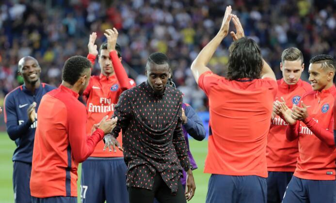 Con un doblete de Neymar, el PSG apabulló al Toulouse GettyImages-835916...