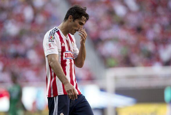 Aldo de Nigris siempre ha sido la eterna promesa de gol en los clubes en...
