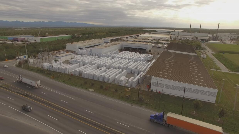 Planta de Johnson Controls en Ciénega de Flores, Nuevo León
