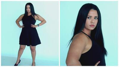 Conoce a la primera modelo latina de talla grande contratada por una importante agencia en Miami