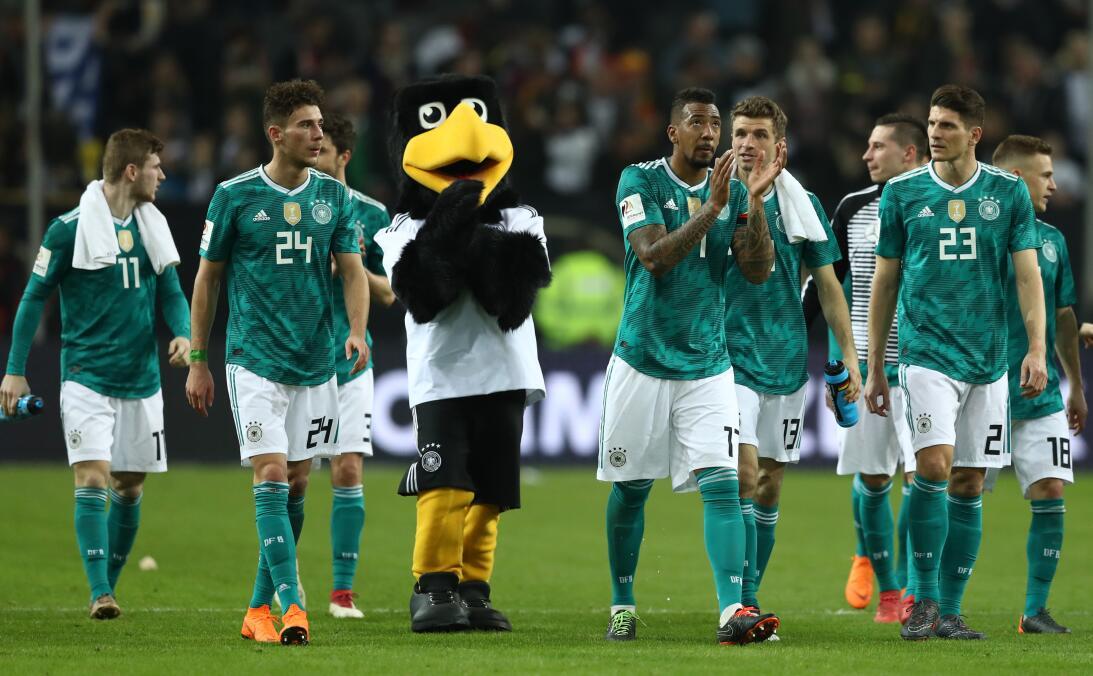 Los 10 amistosos que no puedes dejar de ver este martes en la fecha FIFA...