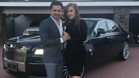 Roedores Destrozan Rolls Royce de Larry Hernández