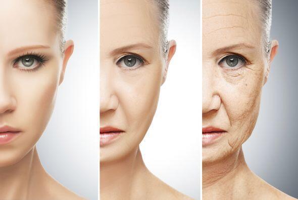 La edad: Entre más avanza tu edad, tu organismo se vuelve mucho más lent...