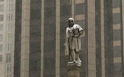 ¿Estaría de acuerdo con que retiraran las estatuas de Cristóbal Colón?