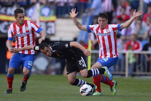 Anteriormente, el Atlético de Madrid recibió al Granada.