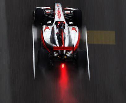 GP de CHINA, 18 de abrilButton, que logró su segunda victoria de la temp...