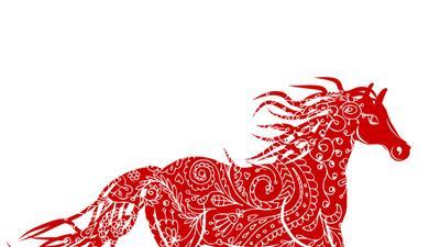 Llegó el Mes del Caballo, con su alegría y vitalidad, al horóscopo chino