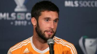 Will Bruin del Dynamo, jugador de la semana en MLS.