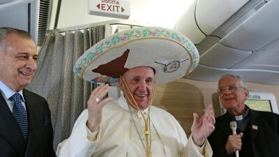 Papa Francisco Cuba Galavisión