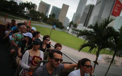 Nuevo récord: Florida recibió 112 millones de visitantes durante el 2016