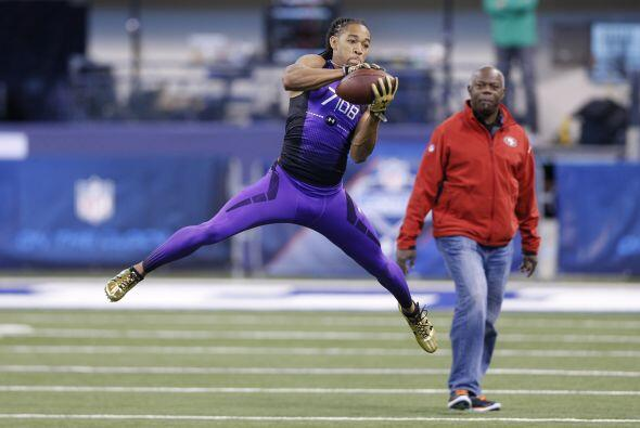 Selección 31 New Orleans Saints: CB Jalen Collins, LSU.
