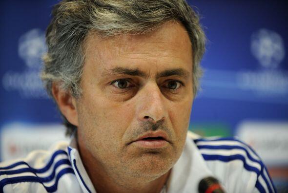 Las siguientes fuertes palabras de Mourinho vinieron luego de los reclam...