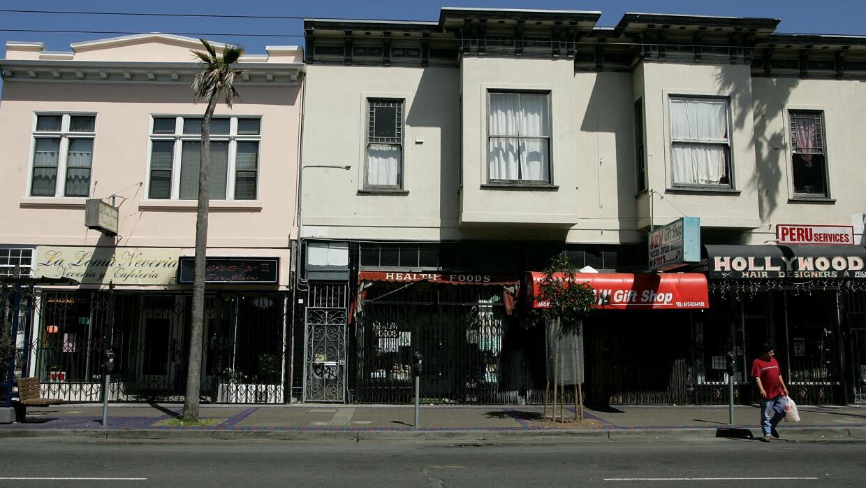 El barrio de Mission, en San Francisco, es el corazón de la comunidad me...