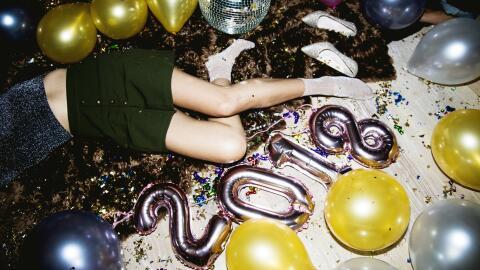 La del 31 de diciembre suele ser una noche en la que se abusa del alcohol.