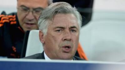 El entrenador italiano de los madridistas quiere lograr más en la Champi...