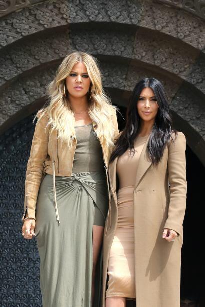 Las hermanitas Kardashian disfrutaron de sus primeras vacaciones en el l...