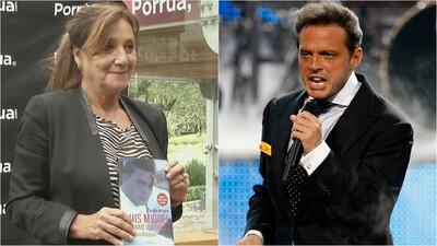Tras una cruda batalla legal, Claudia de Icaza publica una nueva edición de la biografía no autorizada de Luis Miguel