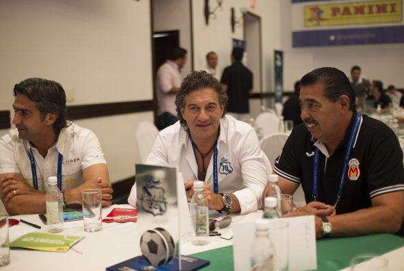 Rubén Omar Romano y Puebla fueron de los más activos en el draft donde r...