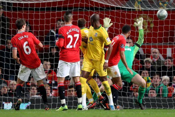 En el primer tiempo extra volvió a caer un gol para el Crystal Palace, l...