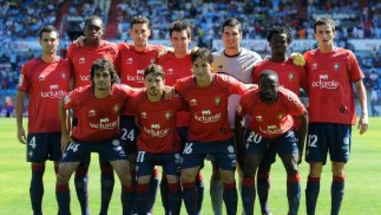Osasuna ganó a un rival directro por el descenso como es el Celta.
