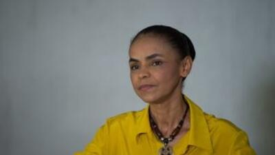 La derrota de Marina Silva castigó a los mercados financieros que aposta...