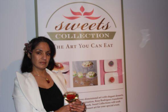 Sweets Collections | Puedes ubicar a Rosa Rodríguez en La Cocina ubicado...