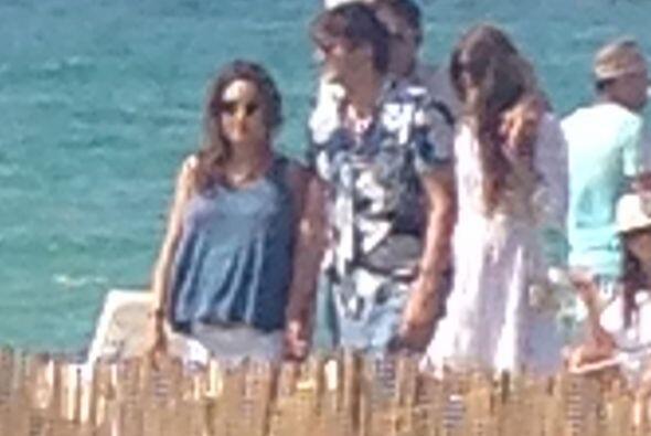 Así pasearon por la playa italiana. Mira aquí los videos más chismosos.