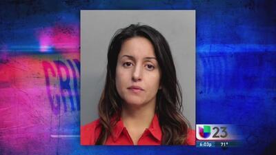 Arrestada por dejar sola a hija durante incendio