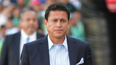 """Salvador Reyes: """"Cuando hay una estructura bien armada es más fácil ponerte a trabajar"""""""
