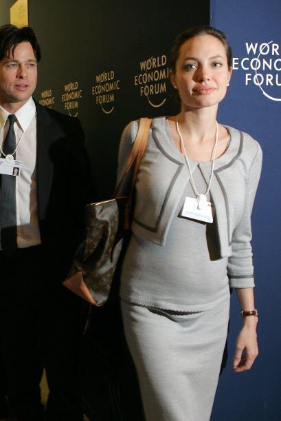 En 2006 la pareja dio la bienvenida a su primer retoño biol&oacut...