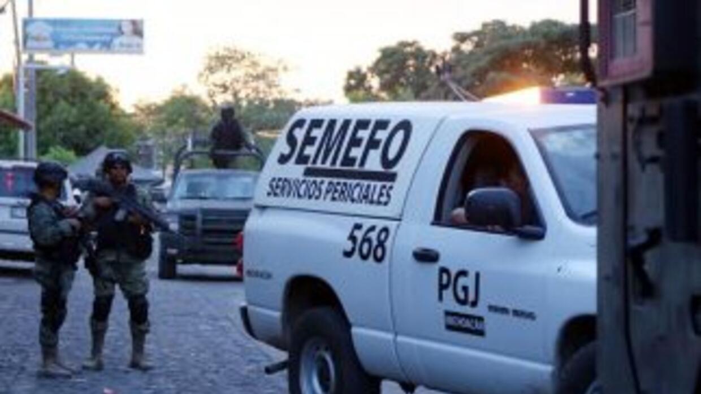 El cuerpo de Nazario Moreno fue entregado a sus familiares.