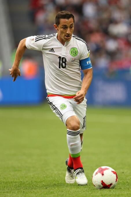 Andrés Guardado (Real Betis): el mexicano ya está probado como jugador,...