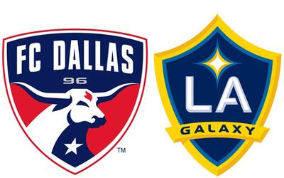 FC Dallas vs LA Galaxy