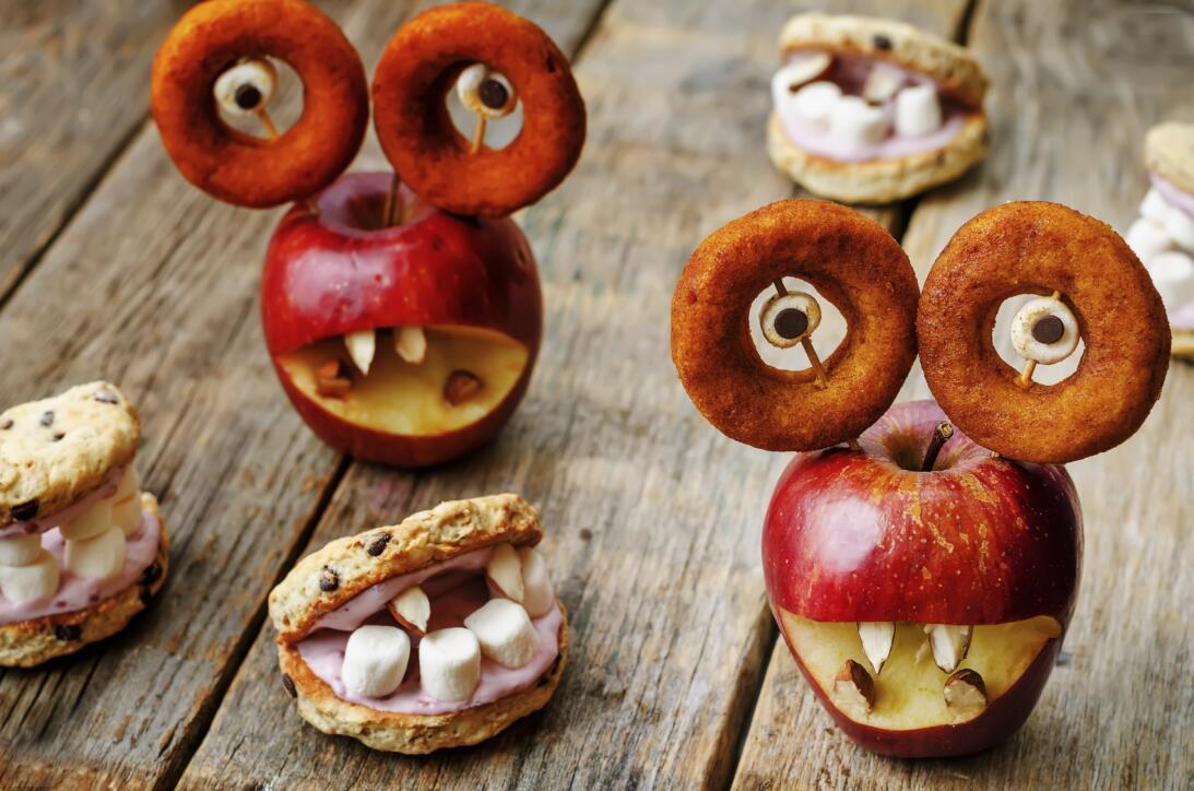 9 ideas f ciles para decorar tu comida con motivos de - Ideas faciles para decorar ...