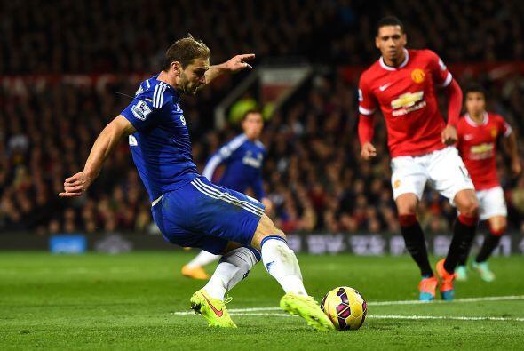 Chelsea no supo 'rematar' al rival y pagó caro el perdonar ocasiones par...