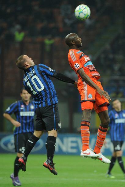 Mientras tanto, el Inter seguía con algunos problemas para abrir el marc...