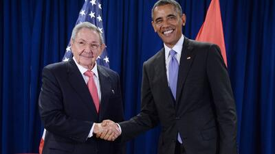 Barack Obama: see you in Havana