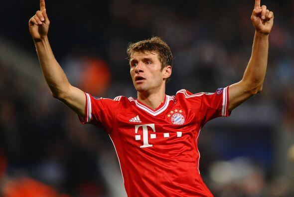 Otro que esta en la mira del Barcelona es Thomas Müller. Desde aquella v...