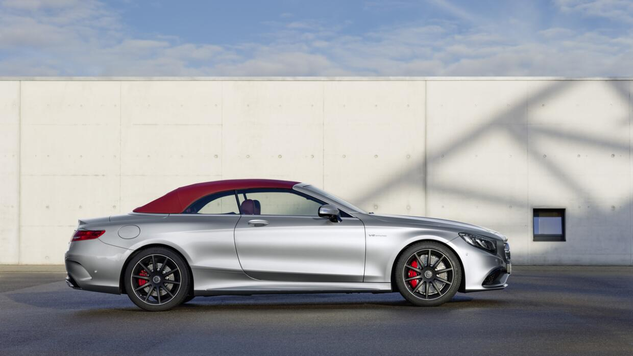"Mercedes-AMG S 63 4MATIC Cabriolet ""Edition 130"""