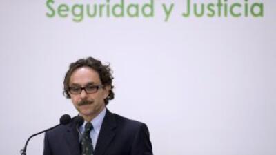 Gabriel Quadri es el candidato por el Partido Nueva Alianza (PANAL) para...