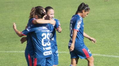 Liga MX femenil presencia el gol 1000 en su historia