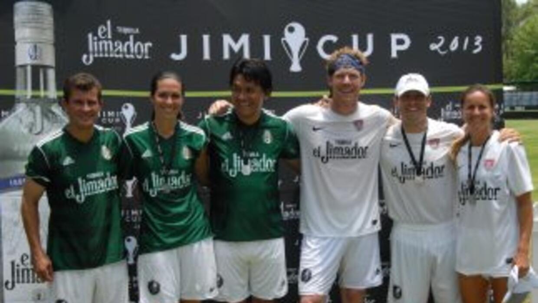 La segunda edición de la 'Jimi Cup'.