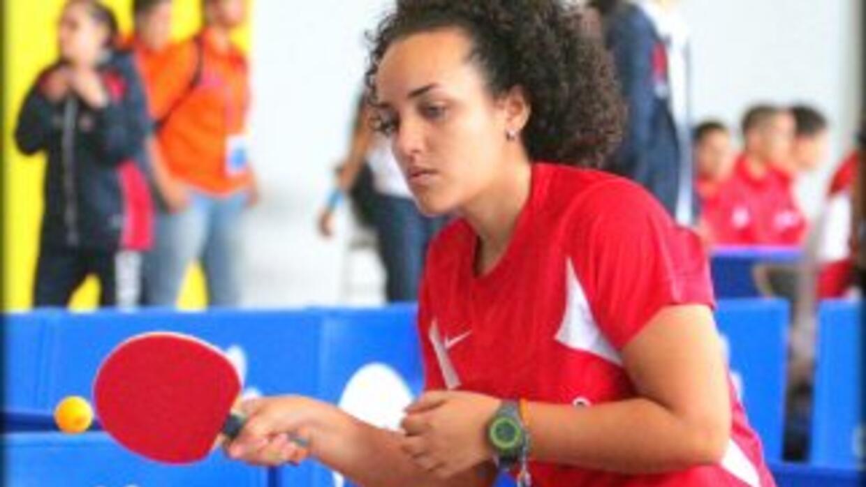 La tenista Gloriany Babá y el equipo femenino ganan oro para Puerto Rico...